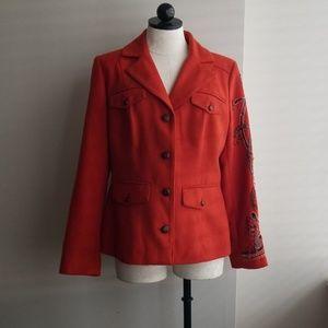 SPIEGEL beaded jacket